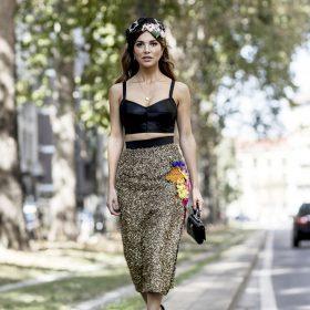 Faldas de tubo mujer