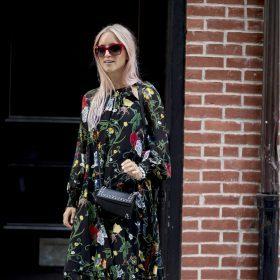 Vestidos de manga larga de mujer