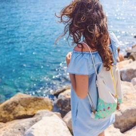 Vestidos de playa de mujer