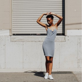 Vestidos de tubo de mujer