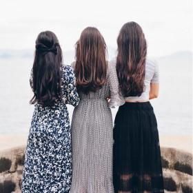 Vestidos de noche de mujer