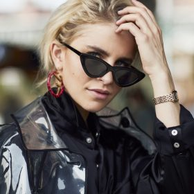 Tendencia: Gafas de sol Cat-eye