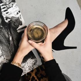 Zapatos de tacón de mujer