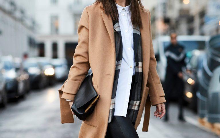 El abrigo perfecto - abrigo camel