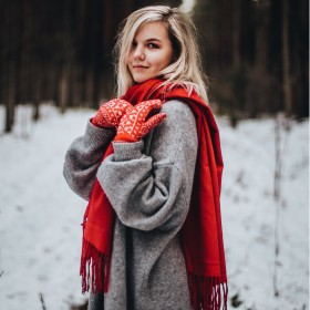 Bufandas y pañuelos de mujer