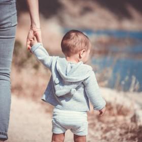 Pantalones cortos para bebé