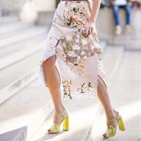 Zapatos de moda de este verano 2019