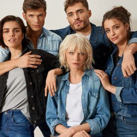 ¡Viaja por la nueva colección de Salsa Jeans!