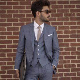 Corbatas y pañuelos de bolsillo de hombre