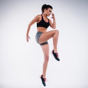 Equipamiento deportivo de mujer