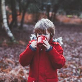 Abrigos y chaquetas para niños