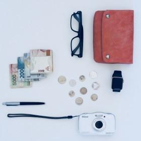Bolso de viaje y de vacaciones de hombre