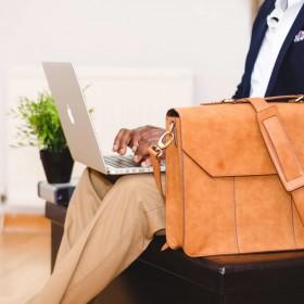 Maletines y bolsas de trabajo de hombre
