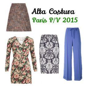 Pasarela Alta Costura Primavera/Verano 2015