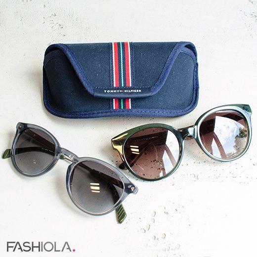 garantía de alta calidad venta en línea sitio web para descuento Es tiempo de gafas de sol - Tommy Hilfiger
