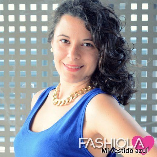 Entrevista a Lourdes del blog: Mi vestido azul