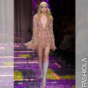 Semana de la moda en París: Atelier Versace