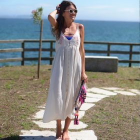 Un look playero por The Desire y Zalando