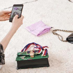 Vende y Compra prendas de moda de lujo en Vestiaire Collective
