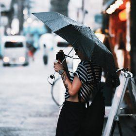 Prendas indispensables para los días lluviosos
