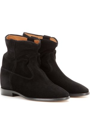 Mujer Botas - Isabel Marant ?toile Crisi Suede Ankle Boots