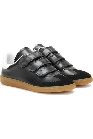 Mujer Zapatillas deportivas - Isabel Marant Beth leather and suede sneakers