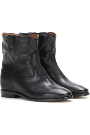 Mujer Botines - Isabel Marant Cluster leather boots