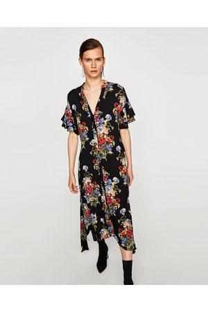 02a37e0aacab Ropa de mujer Zara largo volantes ¡Compara 4 productos y compra ...