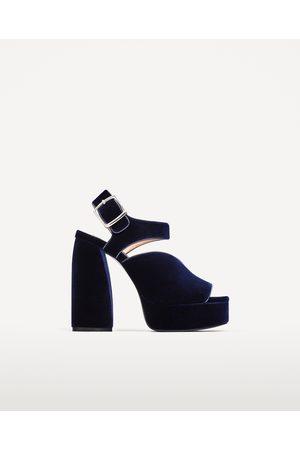 Sandalias 15 Plataforma Terciopelo ¡compara Mujer Zapatos Con De xCoeBWQrdE