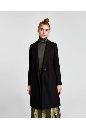 Zara ABRIGO MASCULINO LANA - Disponible en más colores
