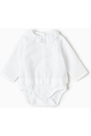 5cb5829c0f26 Camisa Bodies Bebé de niños color blanco ¡Compara 2 productos y ...