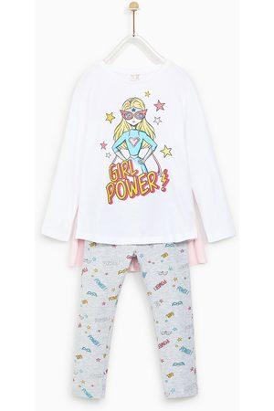 07a79336f Pijamas de niña Zara online. ¡Compara 17 productos y compra!