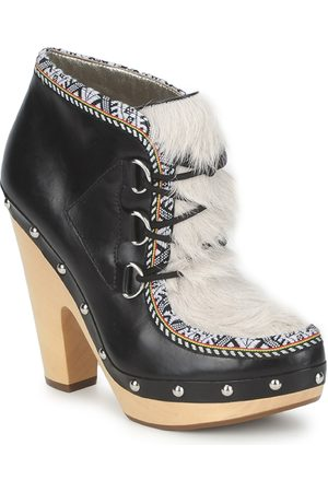 Belle by Sigerson Morrison Boots BLACKA para mujer