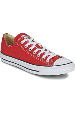 9f104a5fd Converse Zapatillas CHUCK TAYLOR ALL STAR CORE OX para mujer. Rojo