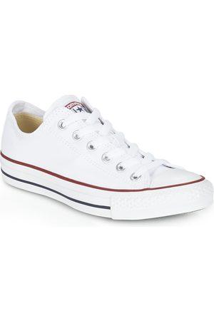 Converse Chuck Taylor All Star Core Ox - Zapatillas unisex, Color Blanco - White Monochrome, Talla 39.5