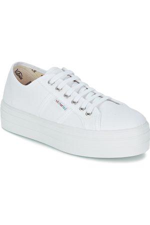 3f625aaa Zapatos Con Plataforma de mujer blancas ¡Compara 285 productos y ...