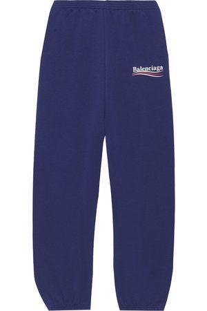 Balenciaga Kids' pantalones de chándal