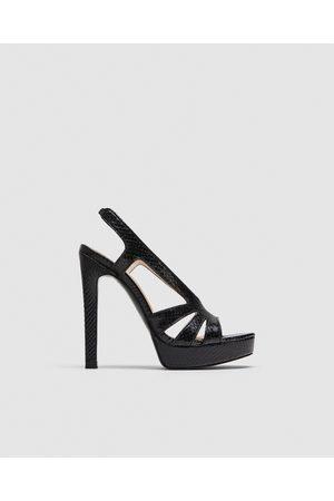 Outlet De Online Plataforma 152 Zapatos Tlkjcf31 Con ¡compara Mujer Zara lOkZuwXiPT
