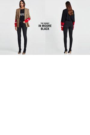 Zara JEANS SKINNY BLACK