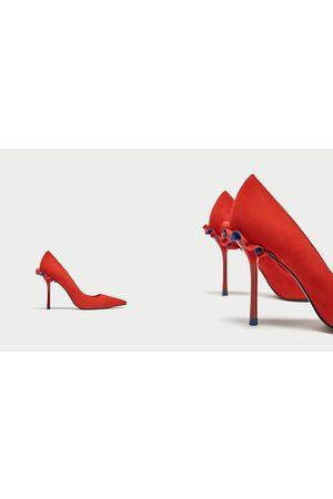 Mujer 5 Productos Compra De Al Zara Volante Ahora Zapatos Y ¡compara JuK5Tl13Fc