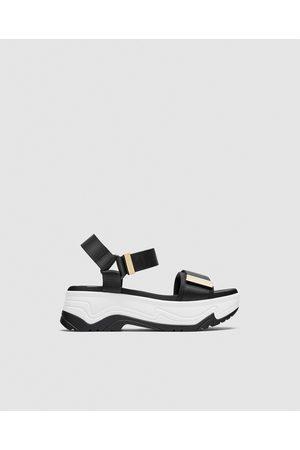 6d98ee4c Zapatos Cuñas de mujer Zara calzado outlet ¡Compara 131 productos y ...