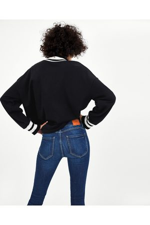 Zara Vaqueros - JEANS CURVES PUSH UP TIRO BAJO