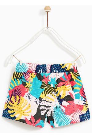 Zara SHORT ESTAMPADO - Disponible en más colores