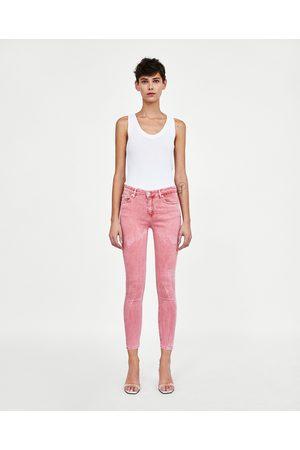 Zara JEANS SKINNY IN COLORS - Disponible en más colores