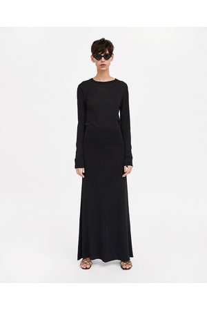 Zara FALDA LARGA MINIMAL COLLECTION