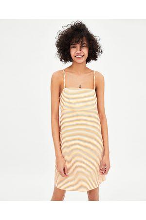Zara VESTIDO TIRANTES - Disponible en más colores