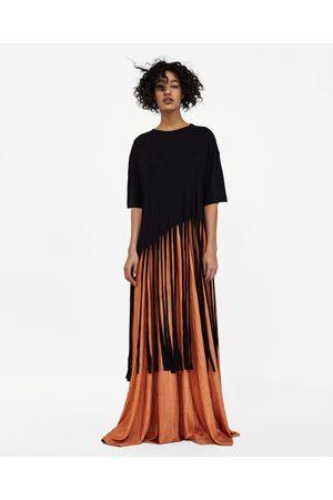 15 Online De Y Mujer Compra Zara Faldas Larga ¡compara Productos I6w7qWYF