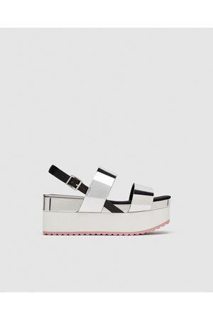 8368015f65d Productos Zara 5 Zapatos Online Compra Mujer ¡compara Y De Cuñas wAqA7g0