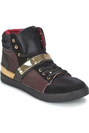 SuperTrash Zapatillas altas GOLDY para mujer