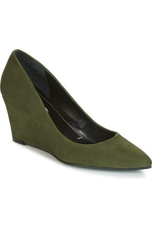 Zapatos verdes Paco Gil para mujer FxsVZEw4ZH